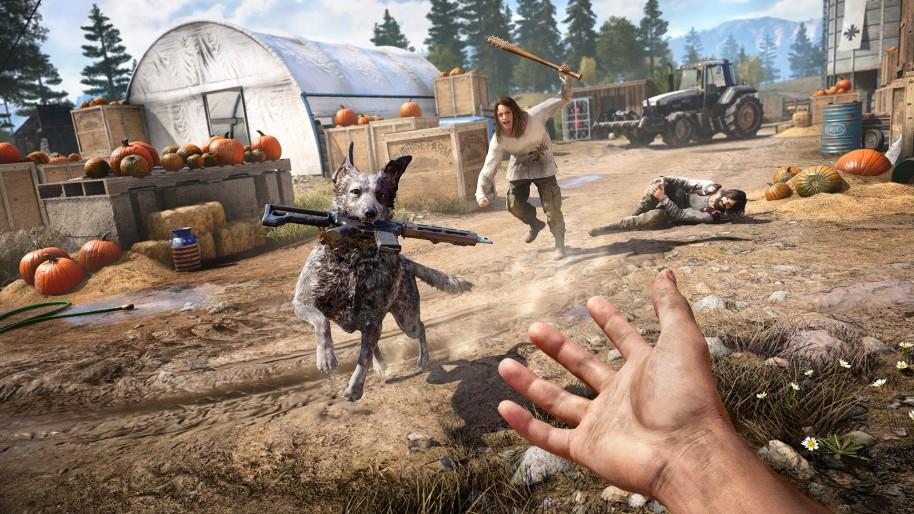 Far Cry 5: Acción, locura, caos, armas y mundo abierto