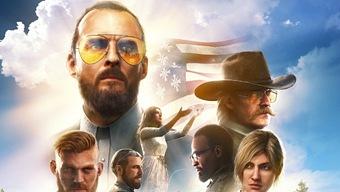 Far Cry 5 es el juego más vendido de la primera mitad de 2018 en EEUU