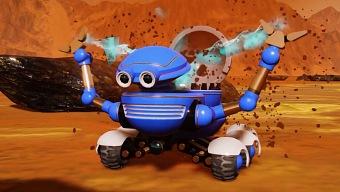 Video Surviving Mars, Tráiler Gameplay