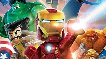 LEGO Marvel Super Heroes 2 es una realidad: tráiler el 23 de mayo