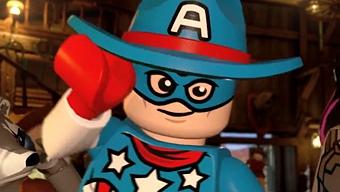 Video LEGO Marvel Super Heroes 2, Tráiler Argumental