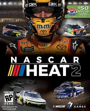 Carátula de NASCAR Heat 2 - PS4