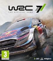 Carátula de WRC 7 - PC