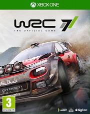 WRC 7 Xbox One