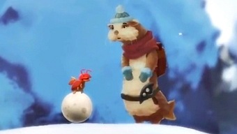 Yoku's Island Express: Feliz Navidad