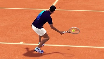 Tennis World Tour: Gameplay del modo Carrera