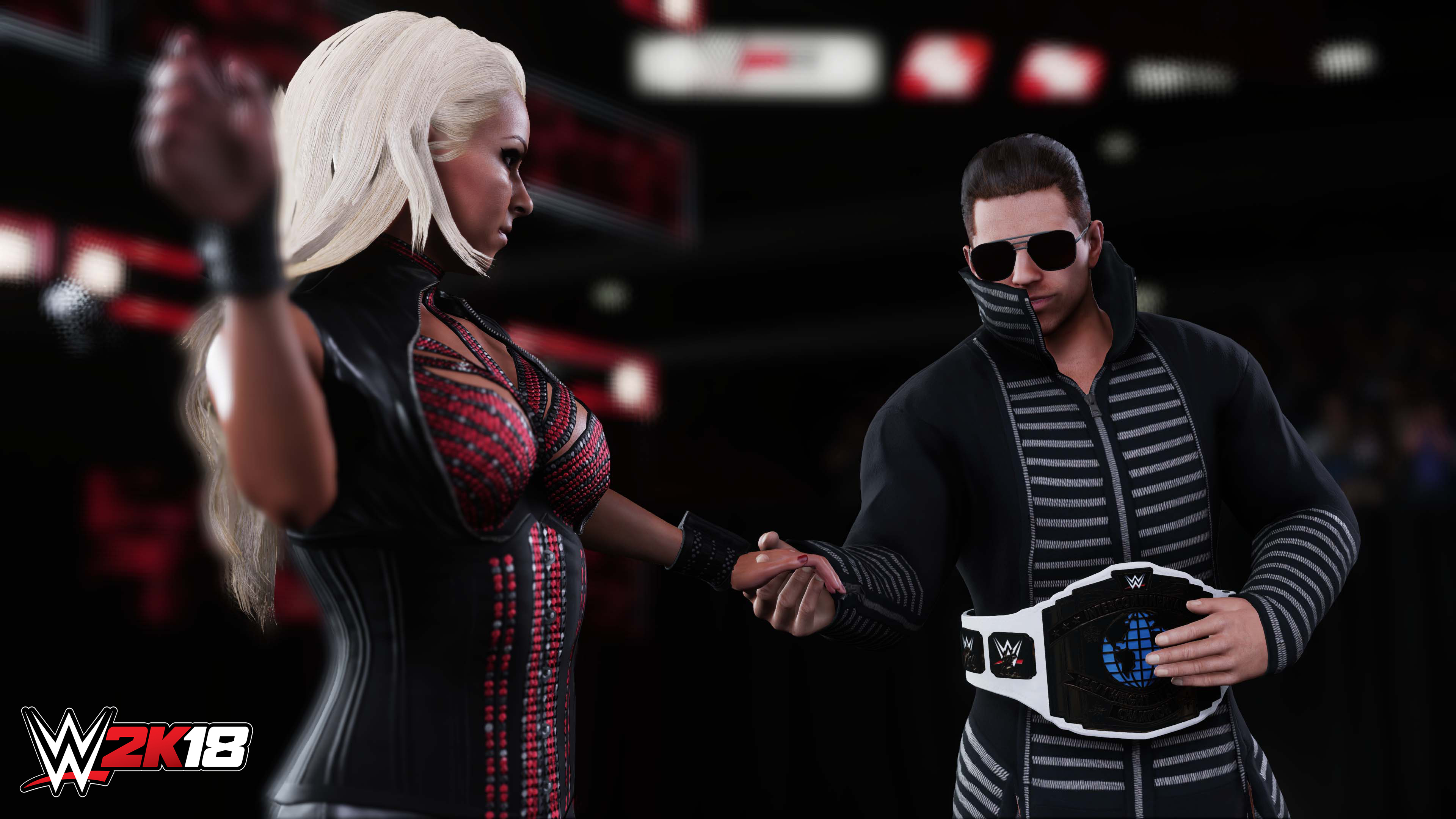 WWE 2K18 llegará a las tiendas más actualizado que WWE 2K17