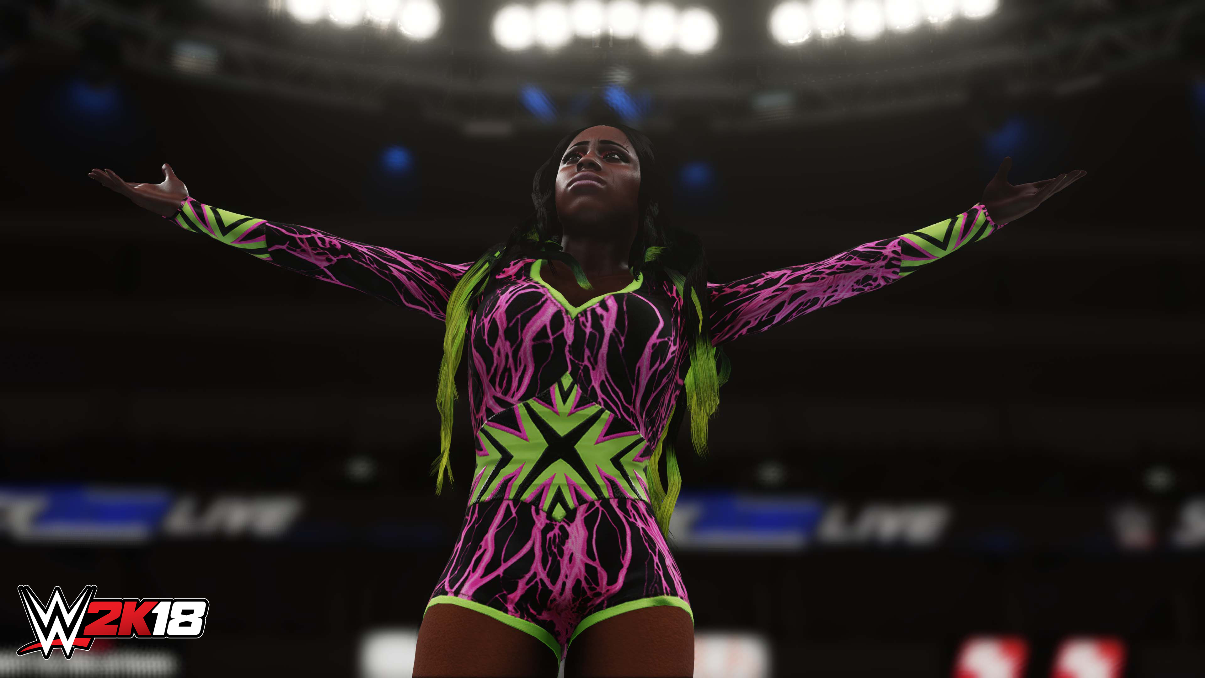 WWE 2K18 no cierra la puerta a los eSports en el futuro