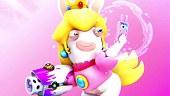 Video Mario + Rabbids Kingdom Battle - Habilidades de Rabbid Peach