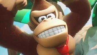 Mario + Rabbids Kingdom Battle: Presentando a Donkey Kong