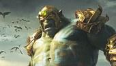 Gameplay comentado de Extinction, es un juego de Colosos