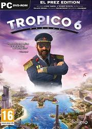 Carátula de Tropico 6 - PC