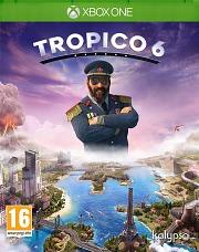 Carátula de Tropico 6 - Xbox One