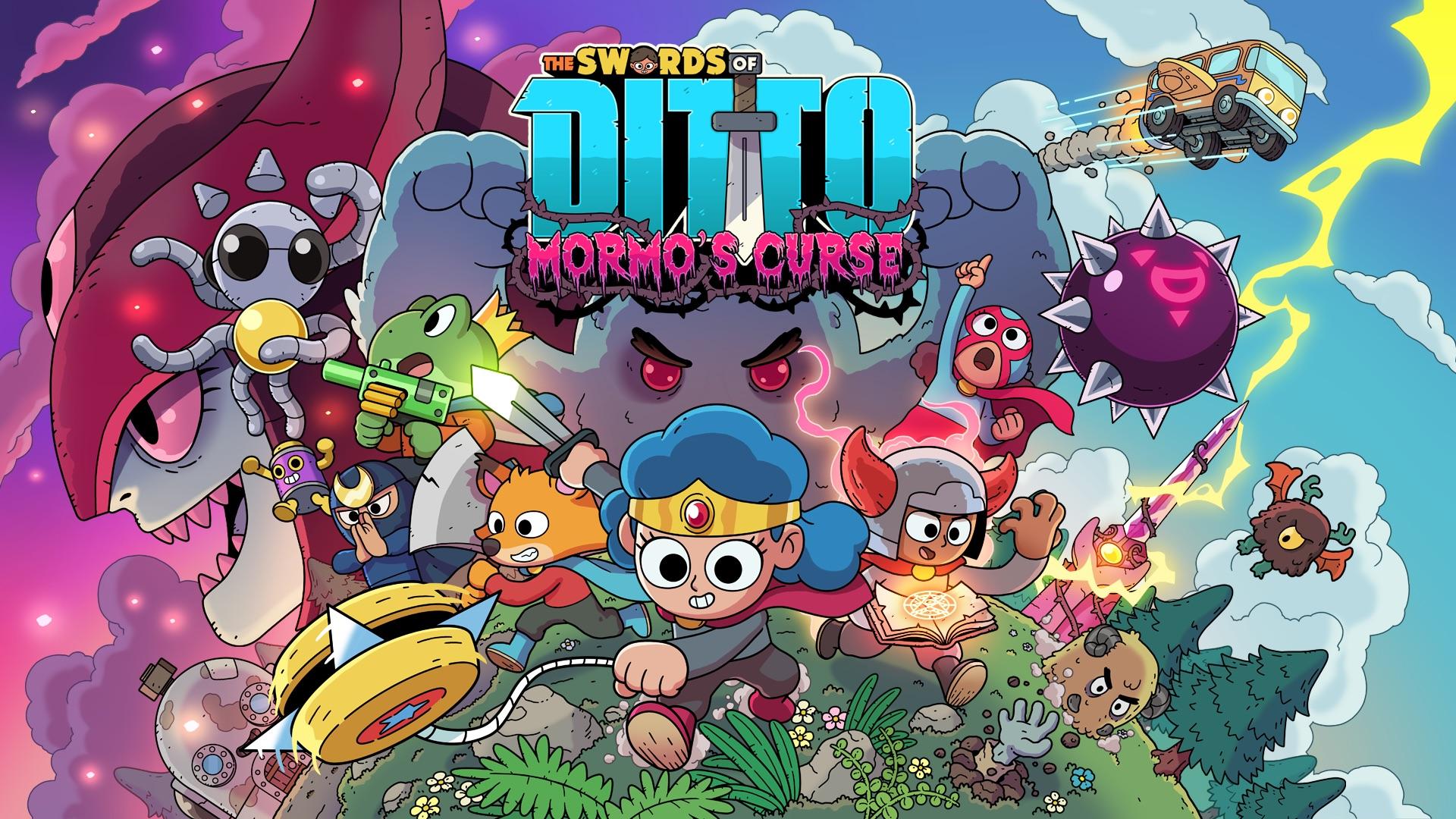 El entrañable The Swords of Ditto dará el salto a Switch muy pronto