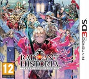 Carátula de Radiant Historia: Perfect Chronology - 3DS