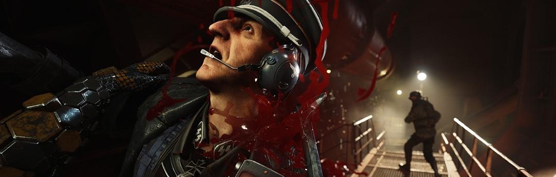 Wolfenstein 2 The New Colossus - Video Impresiones E3 2017