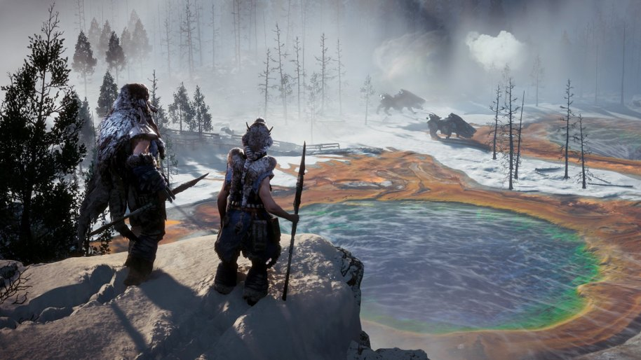 Horizon The Frozen Wilds PS4