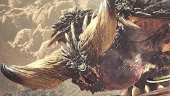 Video Monster Hunter: World, Tráiler: PSX 2017