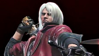 Monster Hunter World. Tráiler del evento de Devil May Cry HD