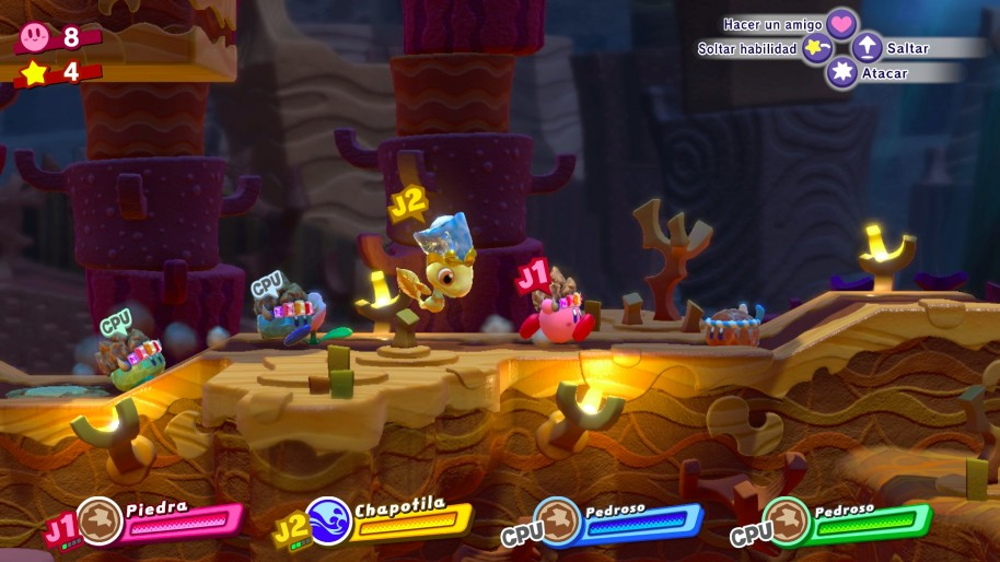 Kirby Star Allies: Las 4 preguntas que nos hacemos sobre Kirby Star Allies