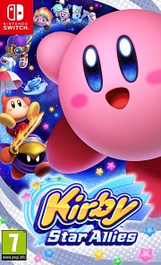 Kirby Star Allies Para Nintendo Switch 3djuegos