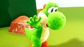 Descarga ya la versión de prueba de Yoshi's Crafted World