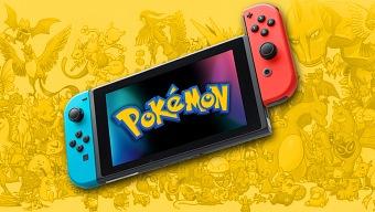 ¿Cómo será Pokémon en Nintendo Switch?