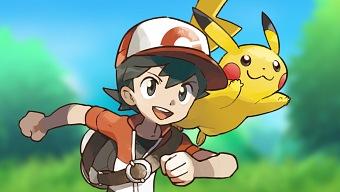 Pokemon: Let's Go, Pikachu!, Pokéball y Nintendo Switch en el E3