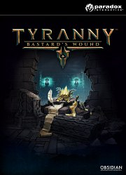 Carátula de Tyranny: Bastard's Wound - PC