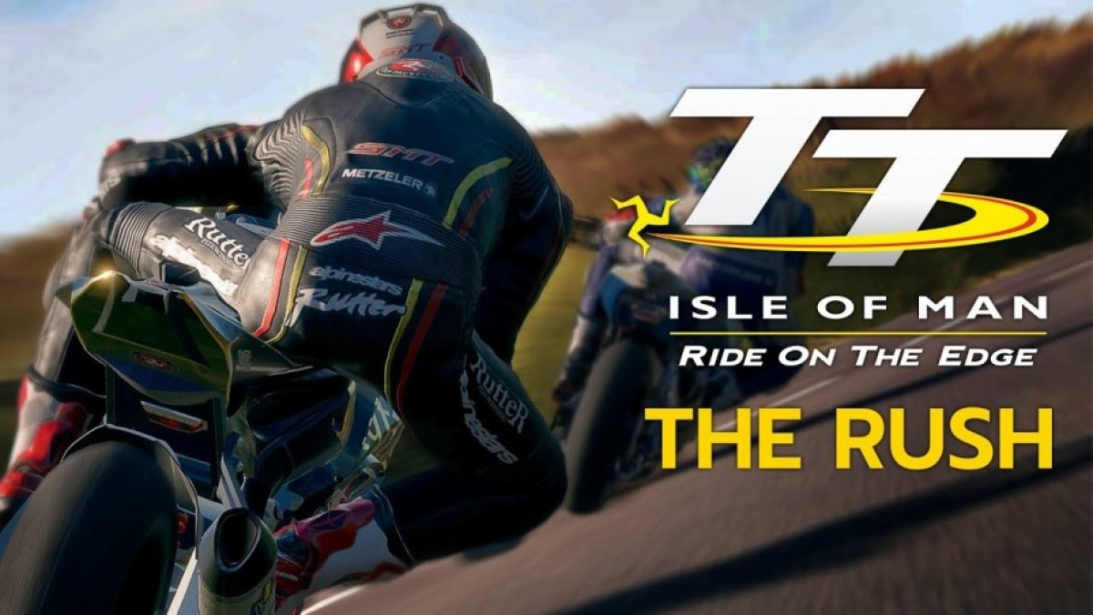 tt isle of man ride on the edge tr iler the rusth ps4. Black Bedroom Furniture Sets. Home Design Ideas