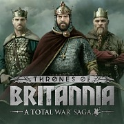Carátula de Thrones of Britannia - PC