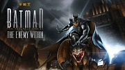 Carátula de Batman: The Enemy Within - PS4