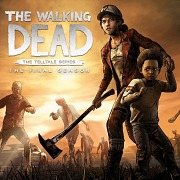 Carátula de The Walking Dead: The Final Season - PS4