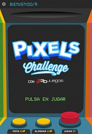Carátula de Pixels Challenge - Android