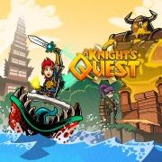 Carátula de A Knight's Quest - PS4