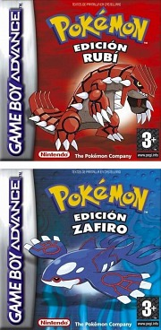 Pokémon Rubí / Pokémon Zafiro