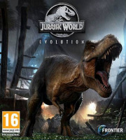 Carátula de Jurassic World Evolution - Nintendo Switch