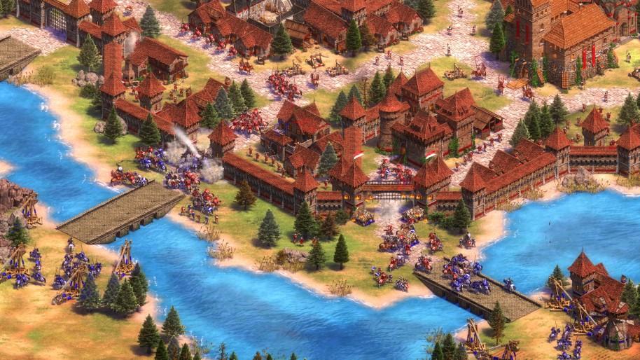 Age of Empires II Definitive Edition: Age of Empires 2, el legendario RTS, ha regresado con Age of Empires 2: Definitive Edition