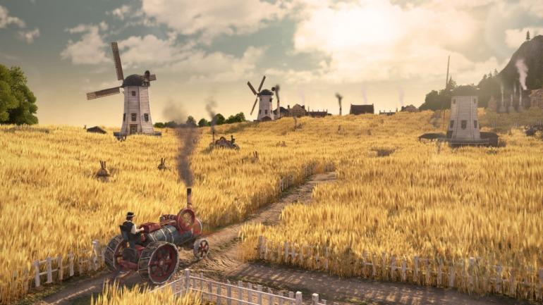Bright Harvest es el segundo DLC y se estrena en los meses de verano.
