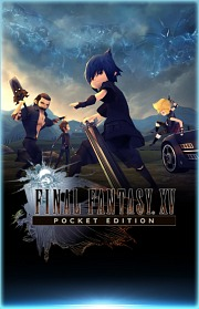 Carátula de Final Fantasy XV: Pocket Edition - Nintendo Switch