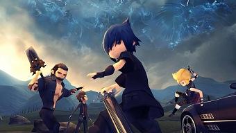 Square Enix anuncia Final Fantasy XV Pocket Edition