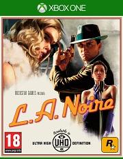 Carátula de L.A. Noire - Xbox One