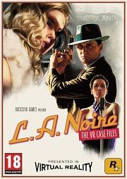Carátula de L.A. Noire: The VR Case Files - PS4