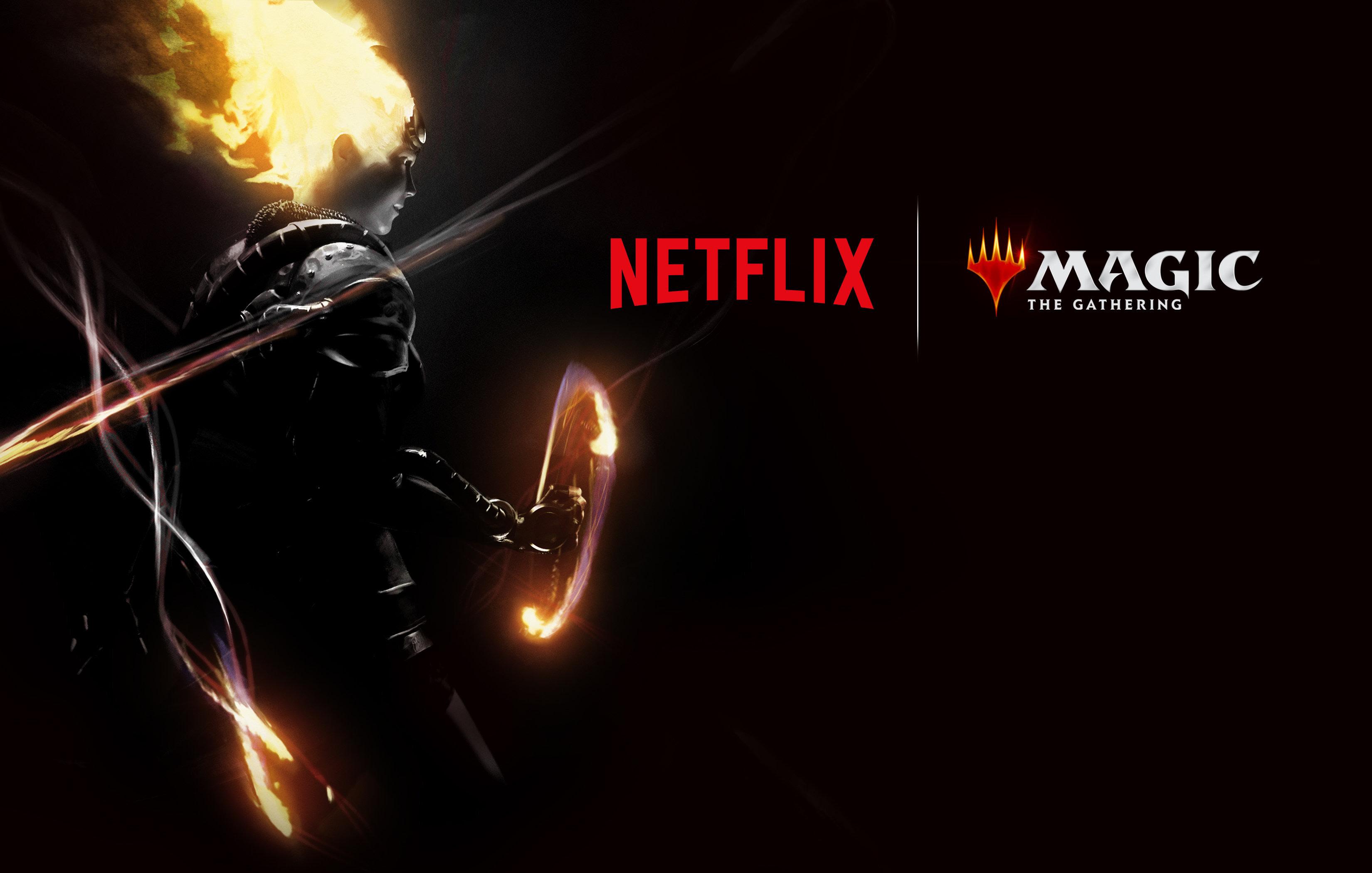 Netflix tendrá serie de 'Magic: The Gathering'