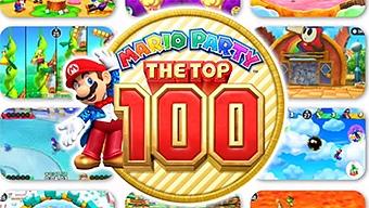 Video Mario Party: The Top 100, Mario Party The Top 100: Tráiler de Anuncio