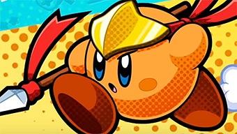 Kirby Battle Royale: Tráiler de Anuncio