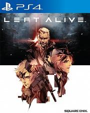 Carátula de Left Alive - PS4