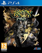 Carátula de Dragon's Crown Pro - PS4