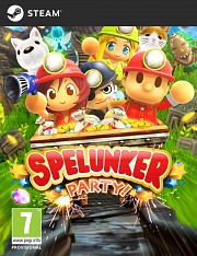 Spelunker Party! PC