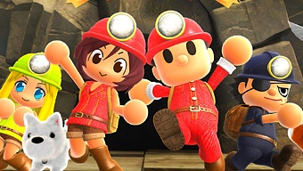 Video Spelunker Party!, Spelunker Party!: Tráiler de Anuncio